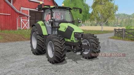 Deutz-Fahr 5130 TTꝞ pour Farming Simulator 2017