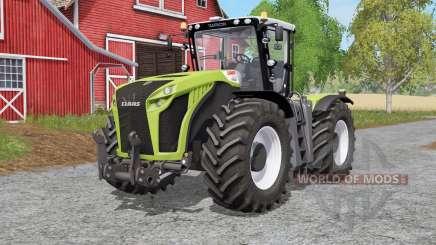 Claas Xerion 4000〡4500〡5000 Traꞔ VC für Farming Simulator 2017