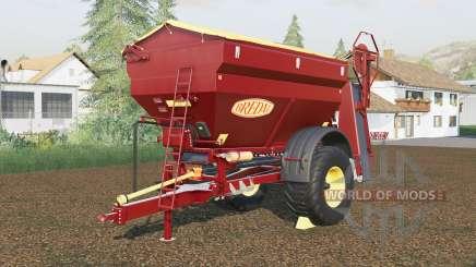 Bredal K10ƽ für Farming Simulator 2017