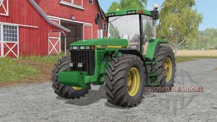 John Deere 8400-series pour Farming Simulator 2017