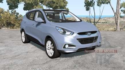 Hyundai Tucson 2012 für BeamNG Drive