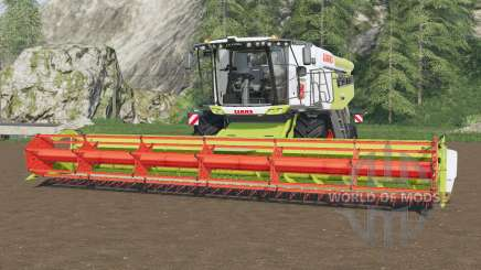 Claas Lexioɲ 6700 für Farming Simulator 2017