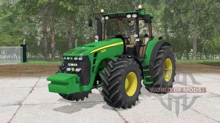 John Deere 83૩0 für Farming Simulator 2015