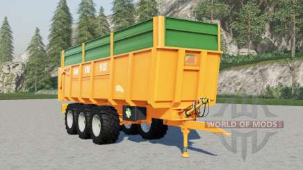 Dangreville dump trailers pour Farming Simulator 2017