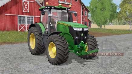 John Deere 7R-seriᶒs pour Farming Simulator 2017