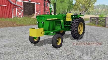 John Deere 40Ձ0 für Farming Simulator 2017