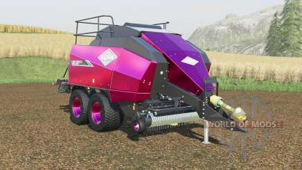 Kuhn LSB 1290 D Snu-Edition pour Farming Simulator 2017