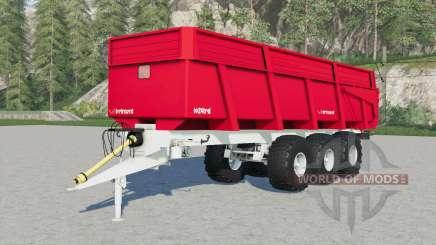 Brimont BB24TRD pour Farming Simulator 2017