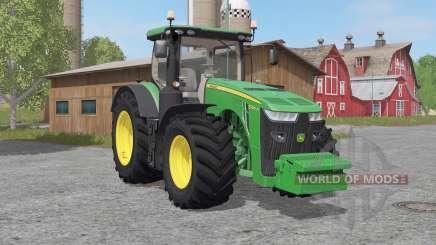 John Deere 8R-seɽies pour Farming Simulator 2017