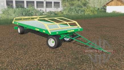 Metaltech PBƊ 8 pour Farming Simulator 2017