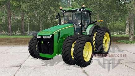 John Deere 8400Ɍ für Farming Simulator 2015