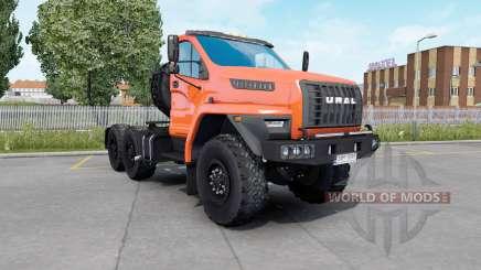 Ural-44202-5311-74E5 für Euro Truck Simulator 2