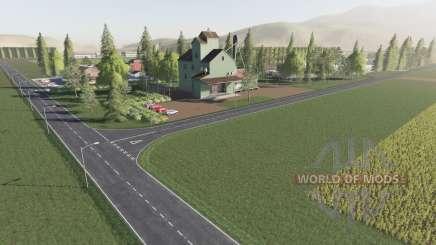 Canadian Farm für Farming Simulator 2017