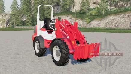 Weidemann 1770 CX ⴝ0 pour Farming Simulator 2017