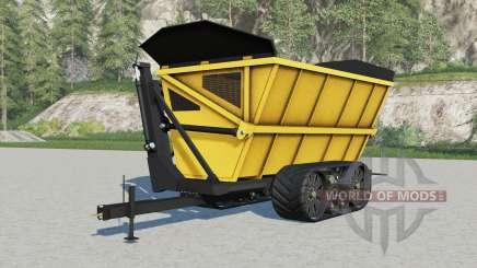 Oxbo dump cart pour Farming Simulator 2017