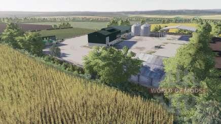 Knuston Farm für Farming Simulator 2017