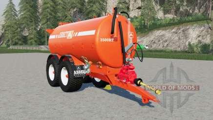 Abbey 3500 RT pour Farming Simulator 2017