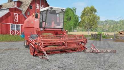 Bizon Rekord Ⱬ058 für Farming Simulator 2017
