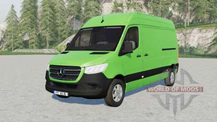 Mercedes-Benz Sprinter 319 CDI Panel Van 2019 pour Farming Simulator 2017