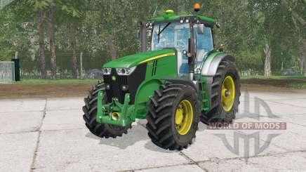John Deere 7200 für Farming Simulator 2015