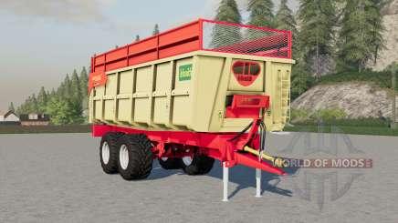 Leboulch Gold 21500 XXL pour Farming Simulator 2017