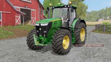 7270Ꞧ John Deere pour Farming Simulator 2017
