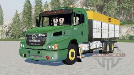 Mercedes-Benz Atron für Farming Simulator 2017
