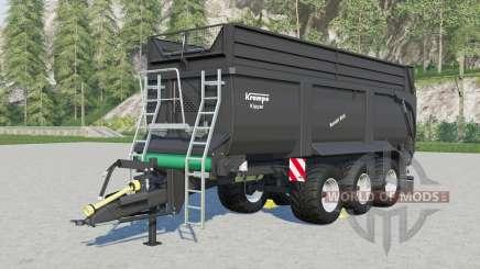 Krampe Bandiƫ 800 für Farming Simulator 2017
