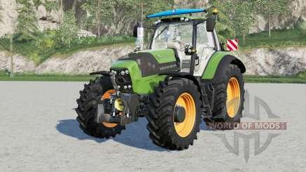 Deutz-Fahr Serie 7 TTV Agrotroɴ pour Farming Simulator 2017