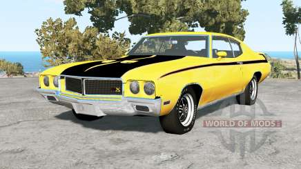 Buick GSX 1970 pour BeamNG Drive