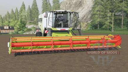 Claas Lexioᶇ 6700 für Farming Simulator 2017