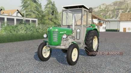 Ursus Ȼ-4011 für Farming Simulator 2017