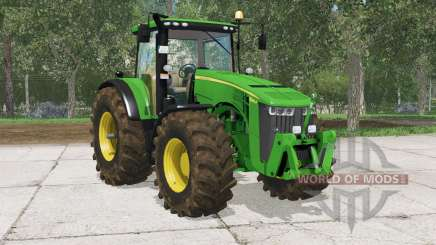 John Deere 8360Ɽ für Farming Simulator 2015