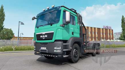 MAN TGꞨ pour Euro Truck Simulator 2