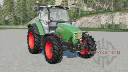 Hurlimann XM 100 T4i V-Drive für Farming Simulator 2017