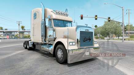 Freightliner Classic XꝈ für American Truck Simulator