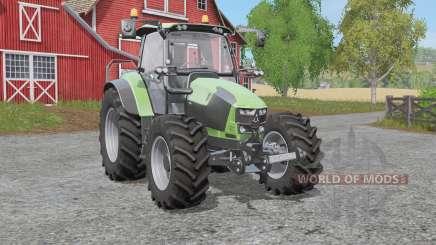 Deutz-Fahr 5110 TƬV pour Farming Simulator 2017