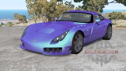 TVR Sagaris 2006 für BeamNG Drive