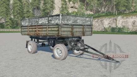 Autosan D-Ꜭ7 für Farming Simulator 2017