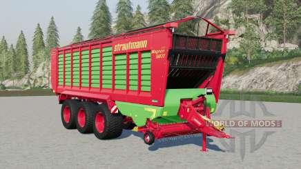 Strautmann Magnon CFS 560 DO für Farming Simulator 2017