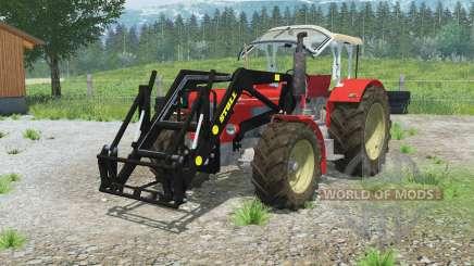 Schluter Compact 850 Ꝟ für Farming Simulator 2013
