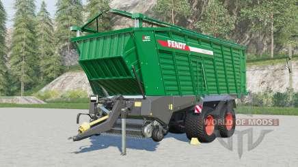 Fendt Tigo XR 65 & 75 D für Farming Simulator 2017