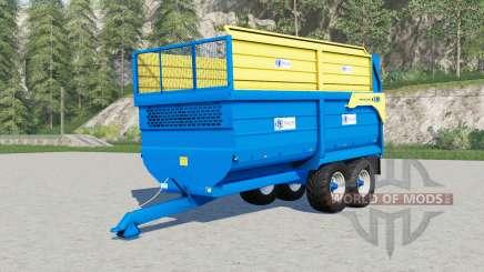 Kane silage trailer pour Farming Simulator 2017