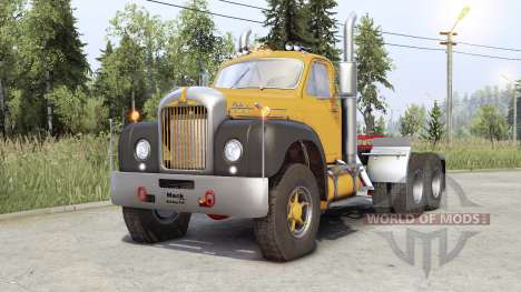 Mack B61 pour Spin Tires