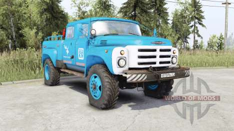 Pick-up SIL-133 pour Spin Tires