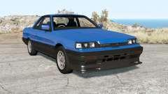 Nissan Skyline GTS-R (KHR31) 1987 für BeamNG Drive