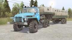 Ural-380S-86Ձ für Spin Tires