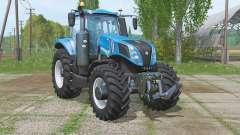 Nouvelle Hollande T8.Ꝝ35 pour Farming Simulator 2015