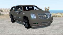 Cadillac Escalade ESV Platinum Edition 2009 pour BeamNG Drive