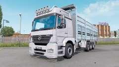 Mercedes-Benz Axor 3228 2012 pour Euro Truck Simulator 2